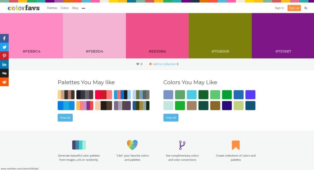 colorfavs